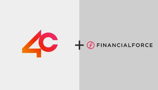 We Are 4C partners with FinancialForce for PSA provision
