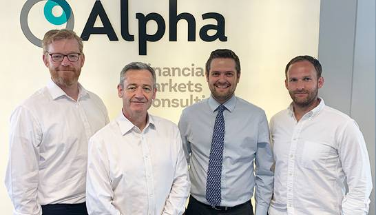 Bradley Northrop, Patrick Dennien and Toby Henry join Alpha FMC