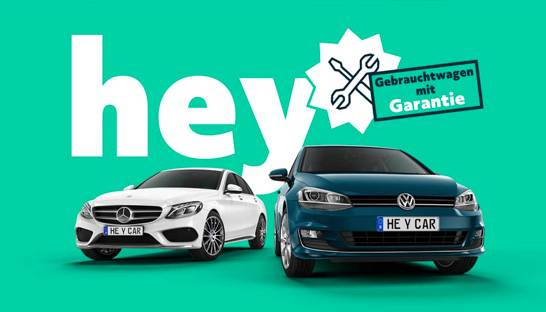 Volkswagen's heycar for used cars expands into the UK