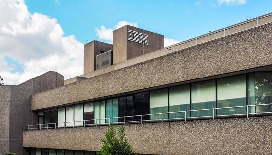 IBM axes 800 jobs in the UK and sees profits slump