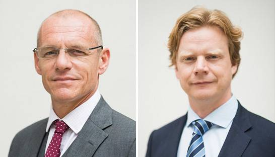 Stuart Lotherington and Alan Morton lead SBR Consulting