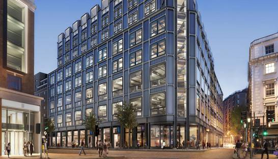 McKinsey & Company launches innovative London office