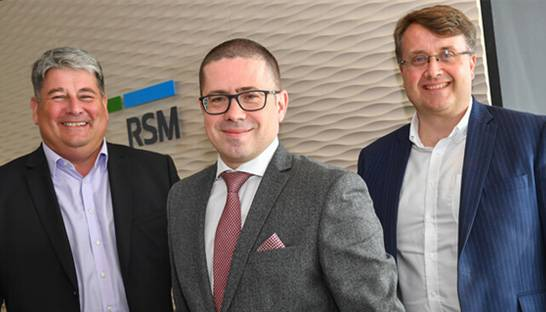 RSM strengthens financial due diligence with senior hire