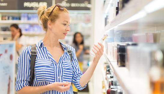 Beauty retailers must go organic to mind generation gap