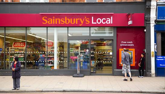 Accenture partners with Sainsbury's for Google Cloud platform