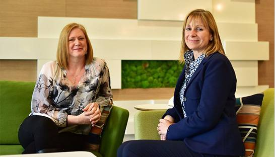 Nicola Thomas and Vikki Macleod join Grant Thornton Scotland