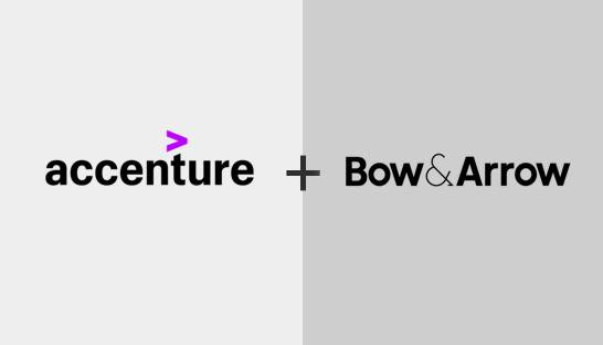 Accenture purchases digital ventures consultancy Bow & Arrow