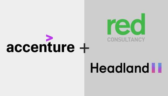 Accenture drops Teneo for Red Consultancy and Headland