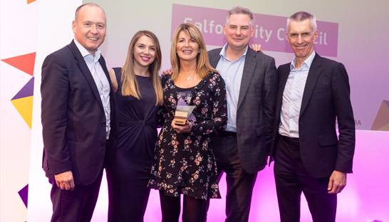 Mason Advisory wins top prize at Salford Business Awards - Consultancy.uk