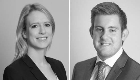 Gregory Harwood and Rosalind Hunter partner at Simon-Kucher