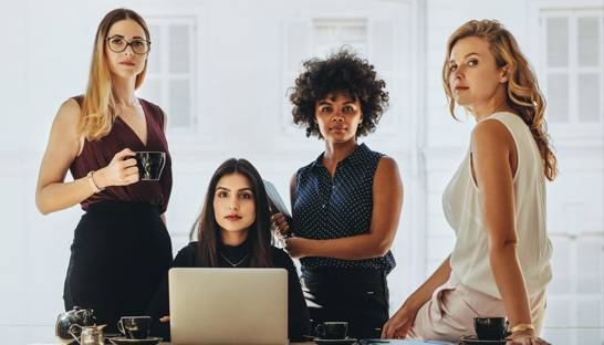 Proportion of female-founded start-ups doubles in UK