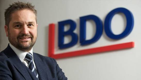 Kevin Lamb appointed Restructuring Director at BDO