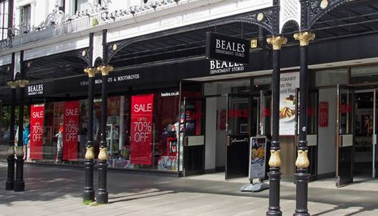 Beales poised for administration after KPMG review