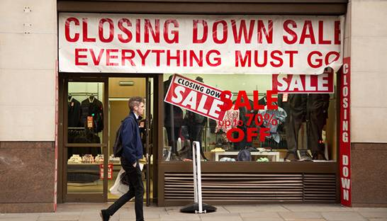 2019 saw UK retail suffer 25-year-low