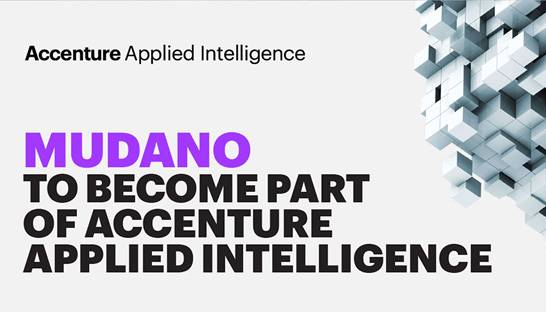 Data advisory firm Mudano to join Accenture