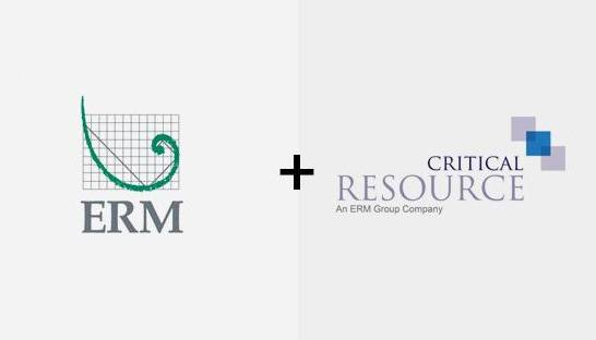 Sustainability consultancy ERM buys boutique Critical Resource