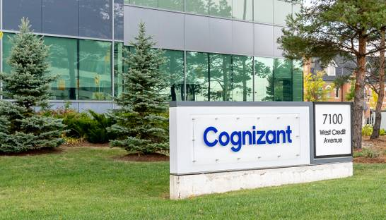 Cognizant quadruples global revenue over last decade