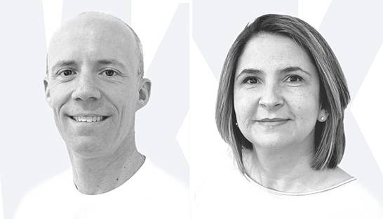 Ian Humphris and Rachel Deacon launch Nokamo Consulting