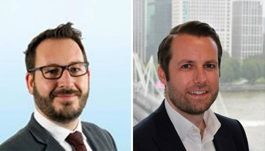 Alex White and Ben Monk join EY business rates team