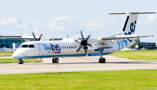 Flybe drops out of sky citing Coronavirus burden