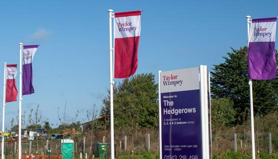 CGI signs new five-year renewal with Taylor Wimpey