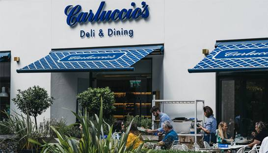 Carluccio's appoints administrators from FRP Advisory