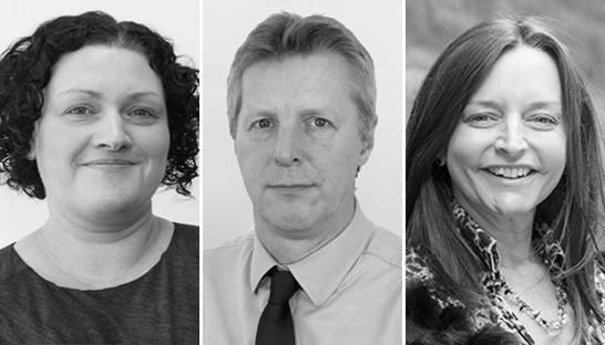 Quantuma makes three senior appointments across UK