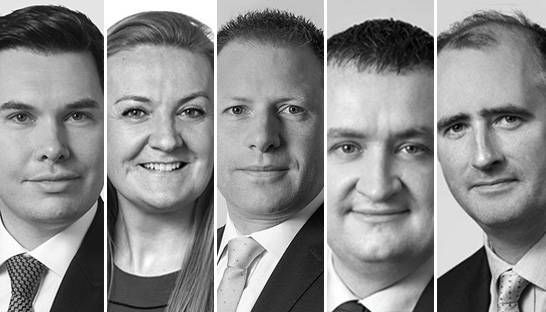 Duff & Phelps appoints five Managing Directors in London
