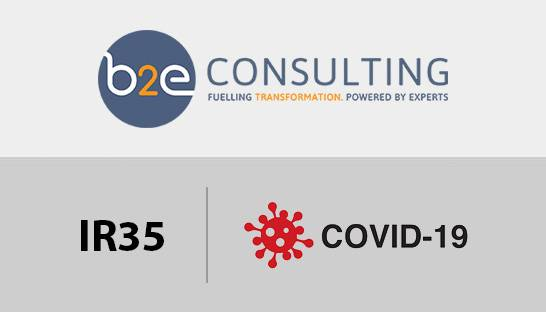How UK consulting firm B2E is facing Covid-19 and IR35