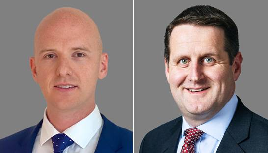 Nick Lynch and Philip Lawrence join Alvarez & Marsal