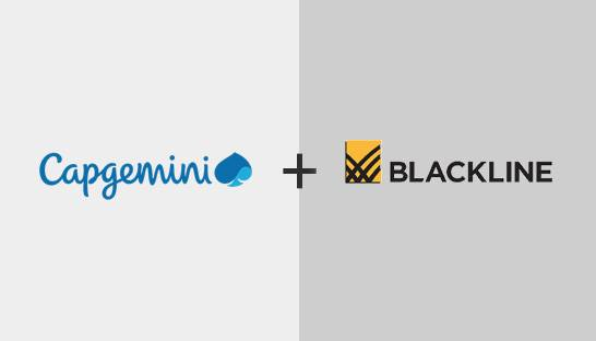 Capgemini and BlackLine form global strategic alliance