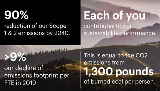 Bain & Company approaches decade of carbon neutral business