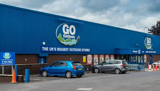 Go Outdoors sold out of administration by Deloitte