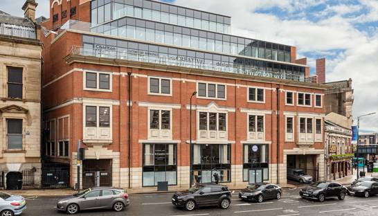 Isio to occupy new office space in Leeds city centre
