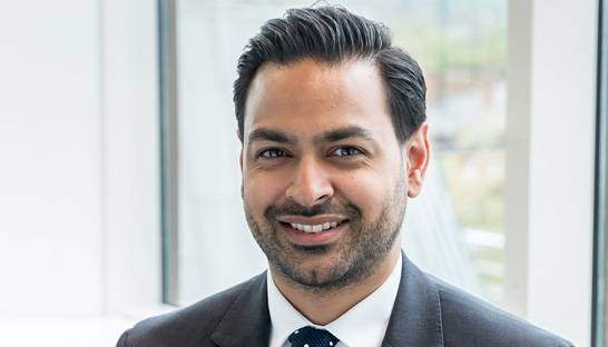 Sanj Benawra named Senior Manager with Spectrum Corporate Finance