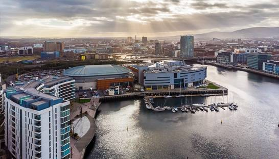 US consulting firm Envorso launches office in Belfast