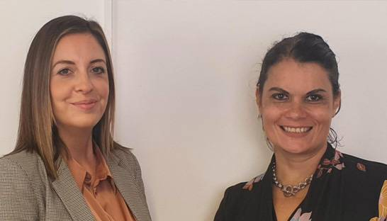 Annalie Ellis and Emma Allen joins Synergos Consultancy