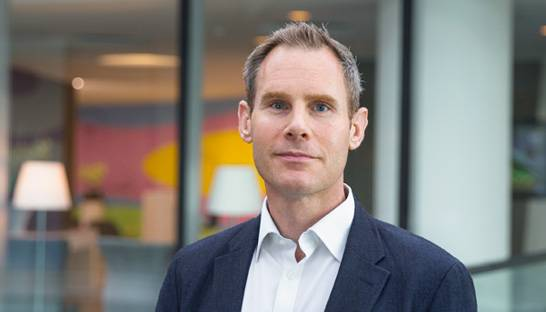 Laurence Buchanan named CEO of EY Seren
