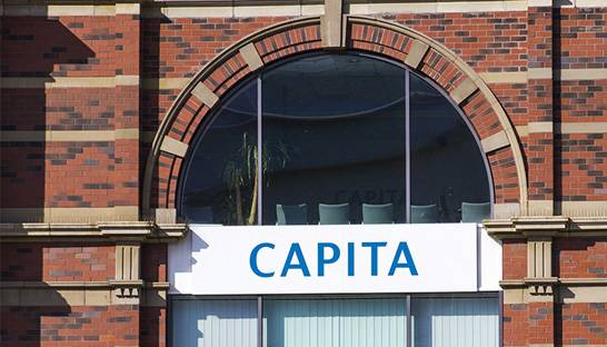 Capita set to close 100 offices in the UK