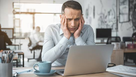 Stress and anxiety among drawbacks of digital working