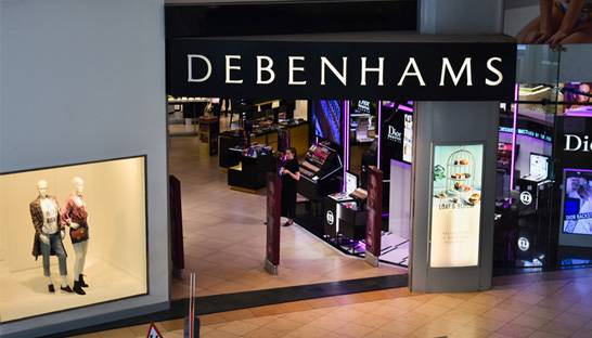 Liquidator KPMG withdraws Debenhams redundancy offer