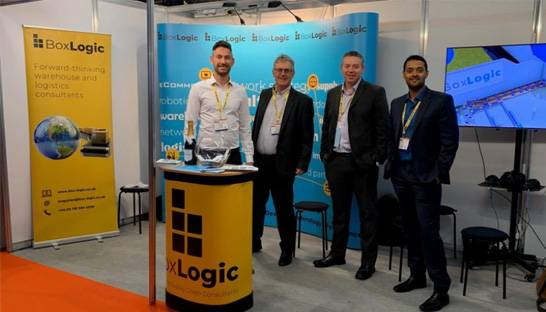 Logistics consultancy BoxLogic celebrates 2-year anniversary