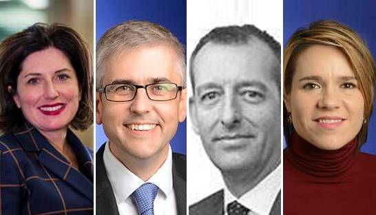 KPMG announces four executive board appointments