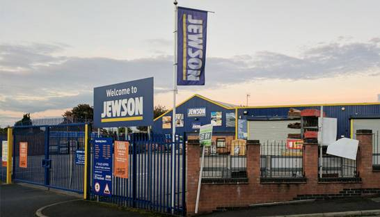 Jewson's procurement team wins CIPS excellence award