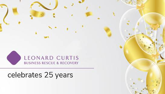 Professional services firm Leonard Curtis celebrates 25 years
