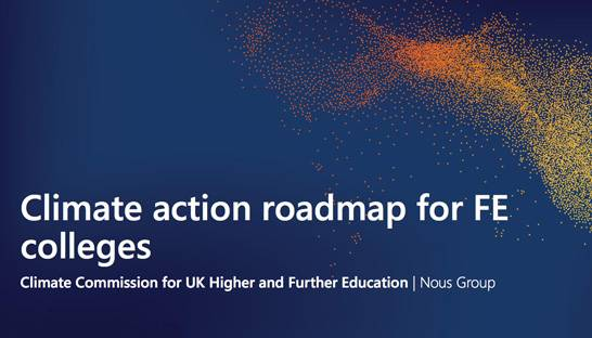 Nous develops climate action road map for education sector