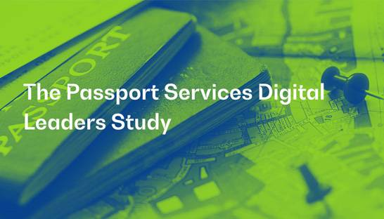 UK scores highly in digital maturity of passport services
