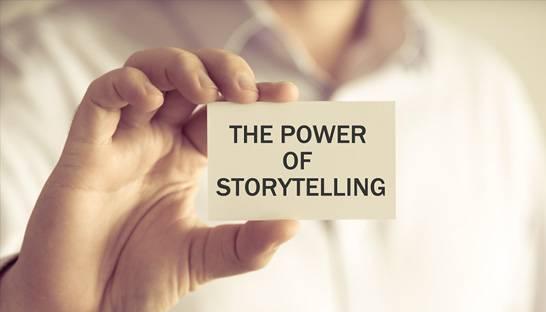 How to use storytelling in the professional services industry