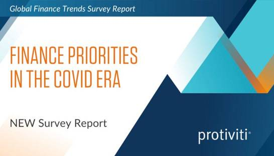 The top priorities and trends for finance executives