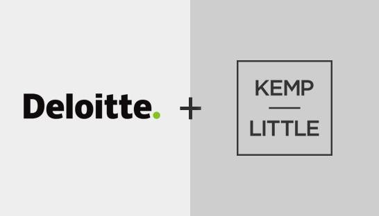 Deloitte acquires law firm Kemp Little to boost Legal business